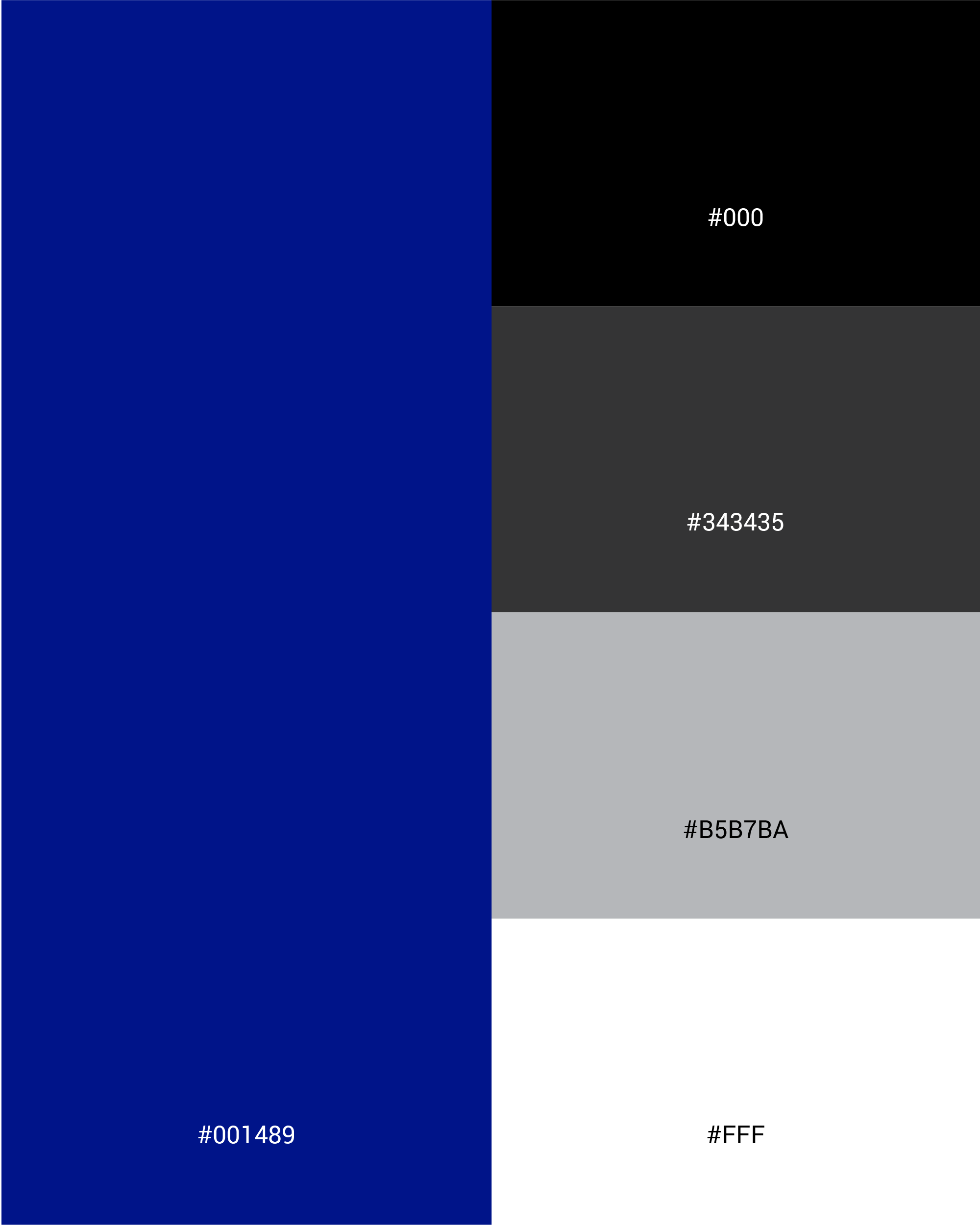 Huisstijl kleur gebruik